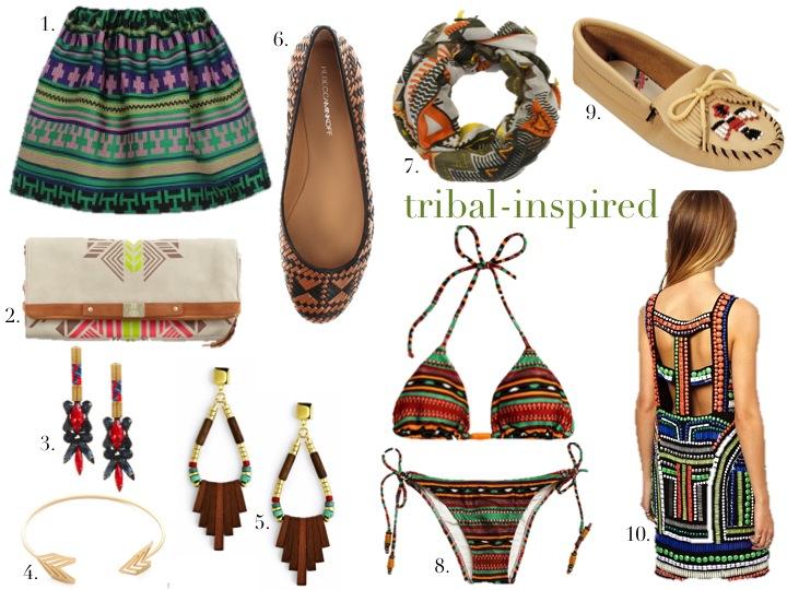 tribal-inspired